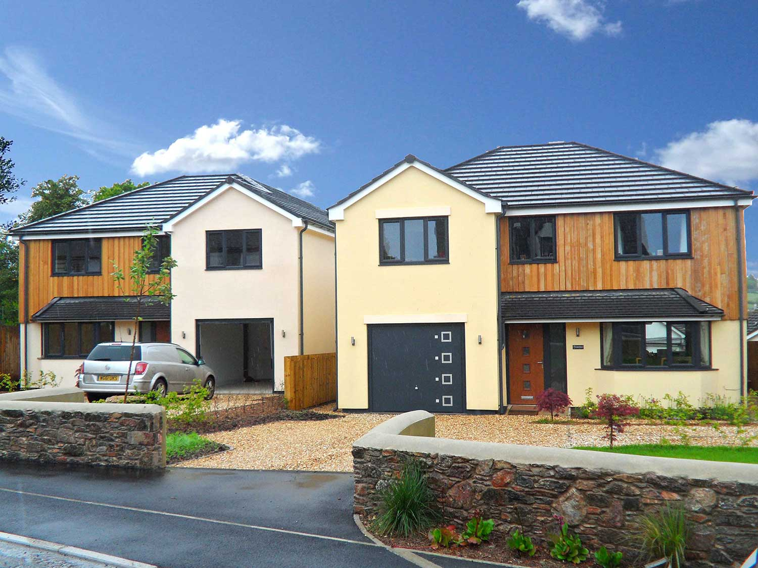 Wetherby Building Systems Ltd Insulated Render Decorative Facades And Render Only System
