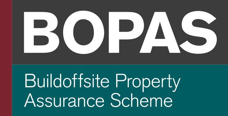 BOPAS approval