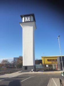 clock tower wetherby render