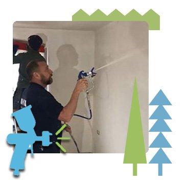 IWI - Spray Plaster