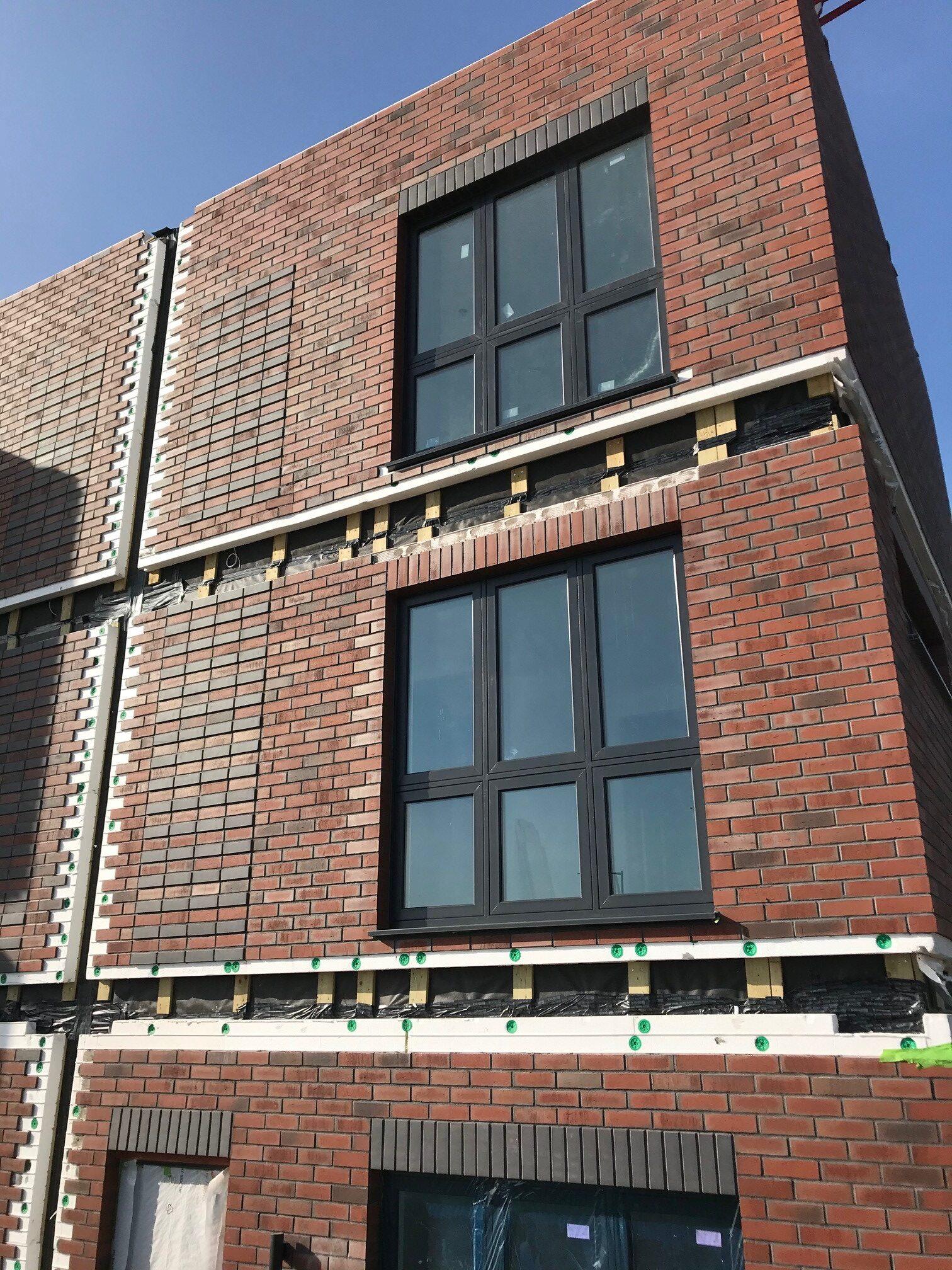 wetherby modular facade